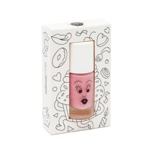Nailmatic Kids - Non-toxic Water Based Nail Polish For Children - Cookie