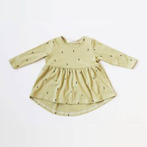 Mickey Rose - Dress Tiny Triangle