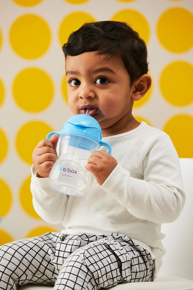 b.box - Sippy Cup with Weighted Straw