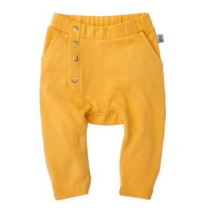 Bumble & Bee Organic Kidswear - Kids Yellow Pants