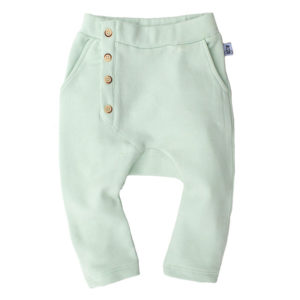 Bumble & Bee Organic Kidswear - Green Pants