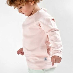 Bumble & Bee Organic Kidswear - Blush Tunic