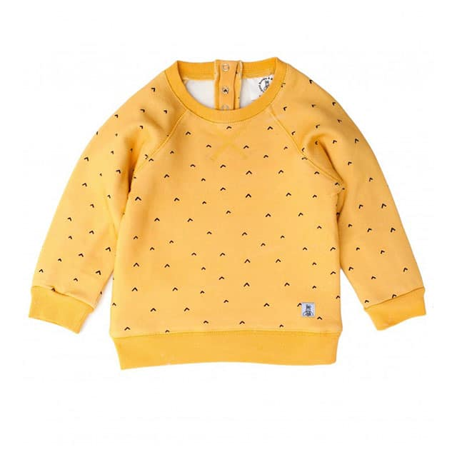 Bumble & Bee Organic Kidswear - Kids Sweater Arrows