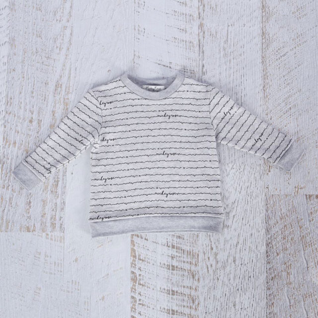 Mickey Rose Organic Kids Wear - Sweater, Poet