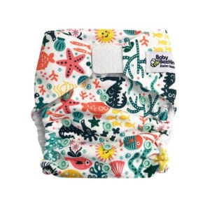 Baby BeeHinds Cloth Nappies - Swim Nappy Reef Rider