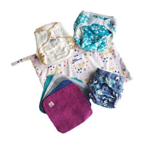 Baby BeeHinds - Starting Kit Cloth Nappies
