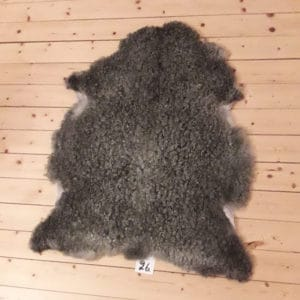Lambskin Hide For Baby From Our Organic Farm