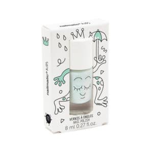 Nailmatic Kids - Non-toxic Nail Polish, Aldo - Pearly Green
