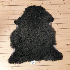 Washable Real Lambskin Hide for Baby, Number 50