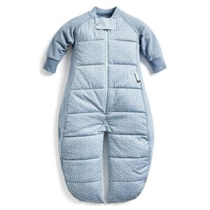 ergoPouch Sleep Suit Pebbles Warm With Legs