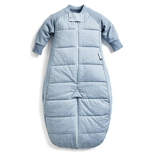 ergoPouch Sleep Suit Pebbles Warm As Bag