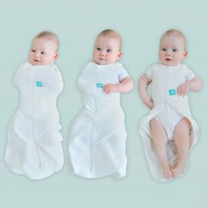 ergoPouch - Cocoon Swaddle & Sleeping Bag for Child and Baby