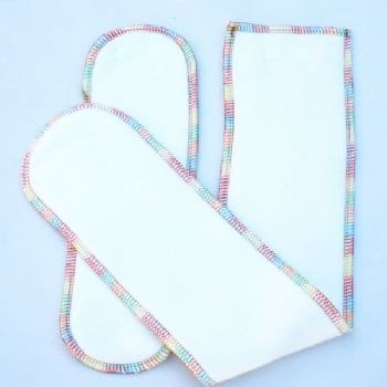 Baby BeeHinds Cloth Nappies - Fitted Nappy Inserts