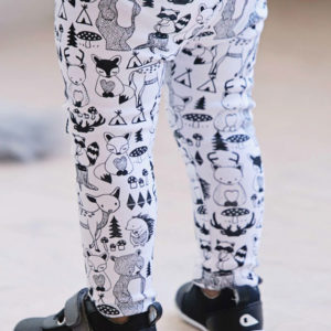 Mickey Rose - Leggings 5 Animal