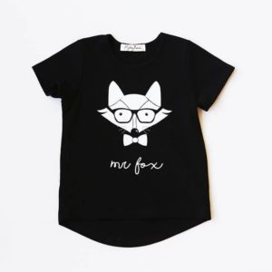 Mickey Rose - Tee Mr Fox