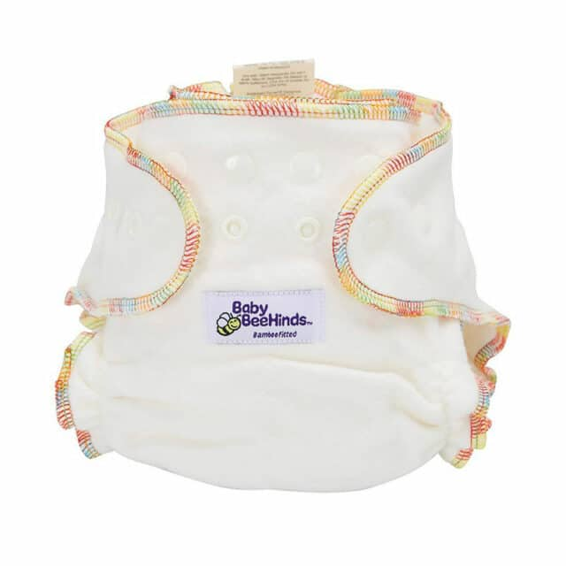 Baby BeeHinds Cloth Nappies - Fitted Nappy
