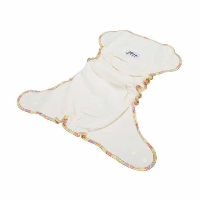 Baby BeeHinds Cloth Nappies - Fitted Nappy, Outside