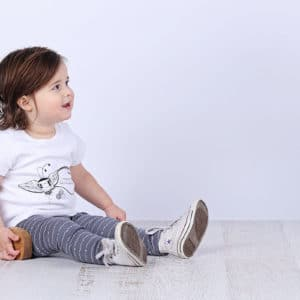 Mickey Rose Organic Kids Wear - Kids T-shirt, Bee
