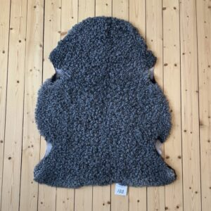 Washable Real Lambskin for Baby, Number 100