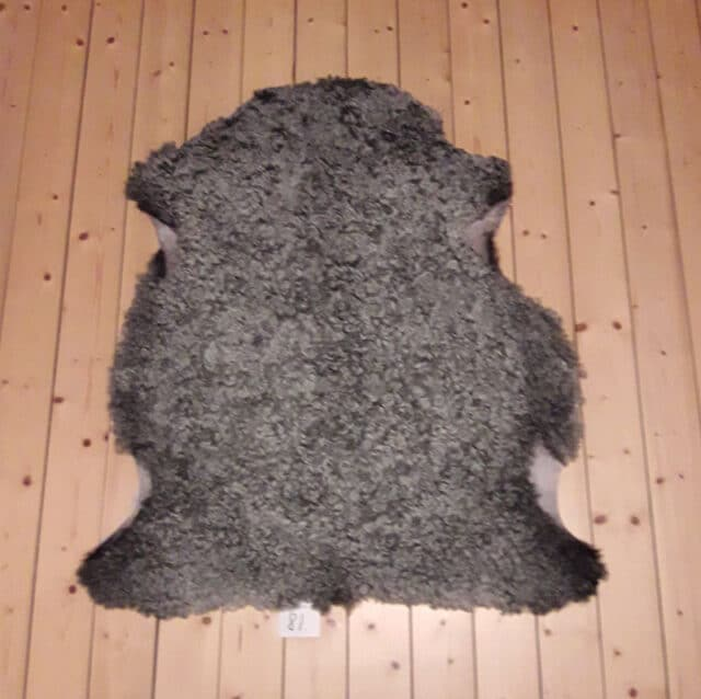 Washable Real Lambskins for Baby, Number 81
