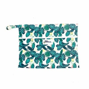 Baby BeeHinds Cloth Nappies - Nappy Bag Tropicana