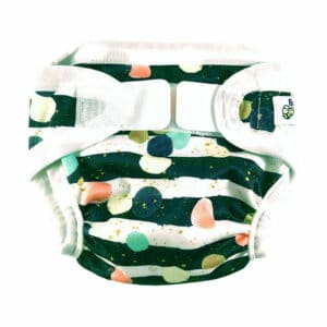 Baby BeeHinds Cloth Nappies - Nappy Cover PUL Party Pop