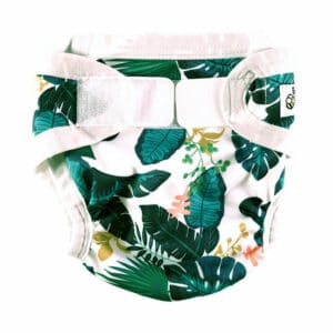 Baby BeeHinds Cloth Nappies - Nappy Cover PUL Tropicana