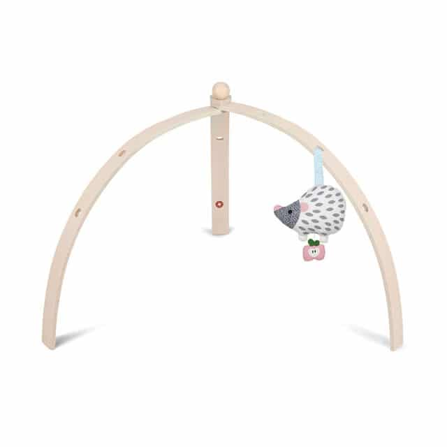 BabySpyder Baby Gym Wood