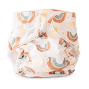 Baby BeeHinds Cloth Nappies - Pocket Nappy Rainbows