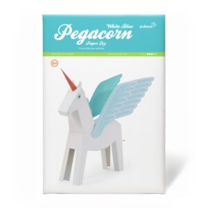 Pukaca Paper Toys - Unicorn Packaging