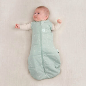 ergoPouch Swaddle Sleeping Bag Sage, Both arms