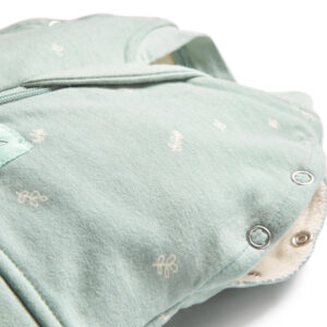 ergoPouch Swaddle Sleeping Bag Sage, Warm - Buttons
