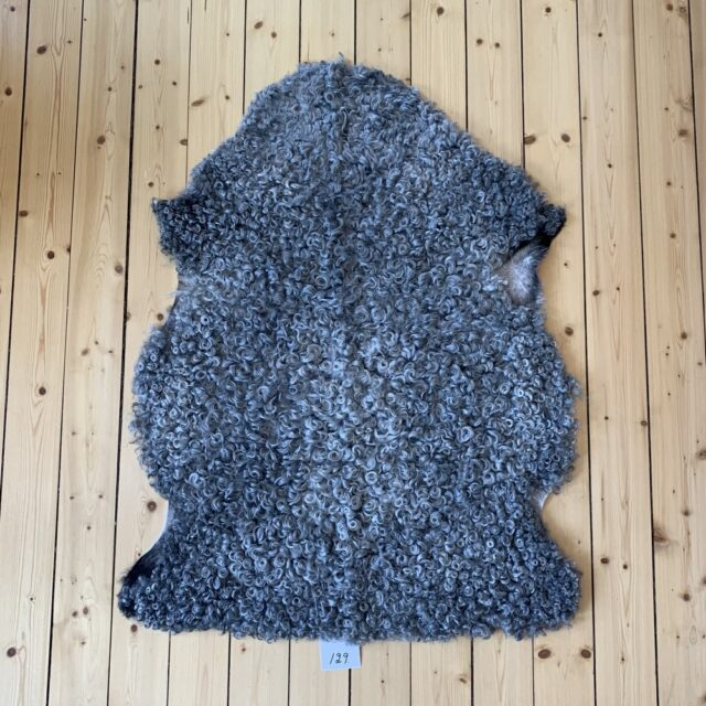 Washable Real Lambskin for Baby, Number 129